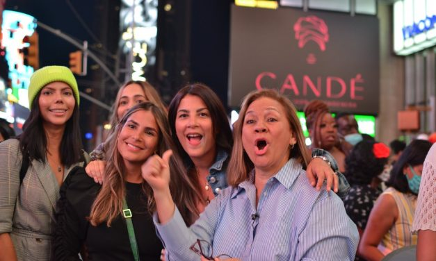 Empresas cartageneras brillaron en el Time Square de Nueva York