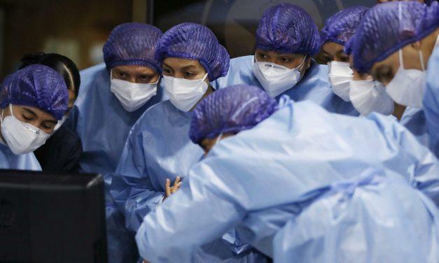 Variante 'Mu' registró sus primeros casos en la región Caribe