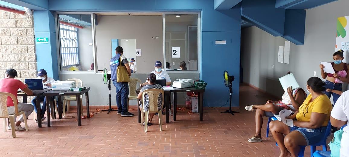 Inició inscripción para nueva fase en Familias en Acción en Cartagena