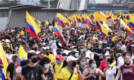 Sindicato del Paro Nacional convoca a las personas a manifestaciones próximas