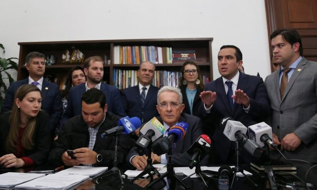 Uribismo seleccionará candidato a la presidencia en noviembre