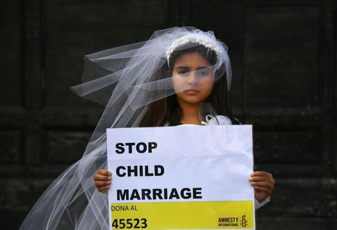 Procuraduría pide al Congreso expedir normas que eliminen el matrimonio infantil