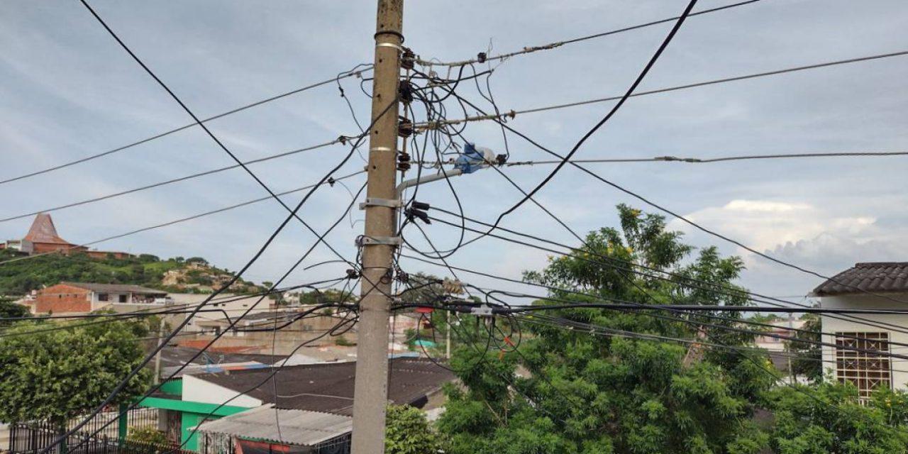 Afinia presenta programación del servicio de energía en Cartagena y Bolívar