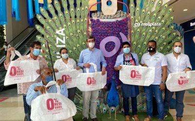 Por una Cartagena limpia: Promueven la participación de los cartageneros en la gestión envases y empaques