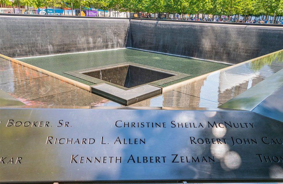 ¿Cómo luce el monumento a las víctimas del atentado del 9/11?