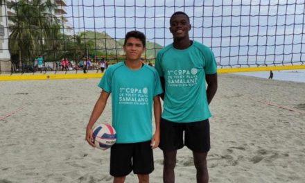 Felipe y Wilder: las nuevas promesas del voleibol rumbo a Tailandia