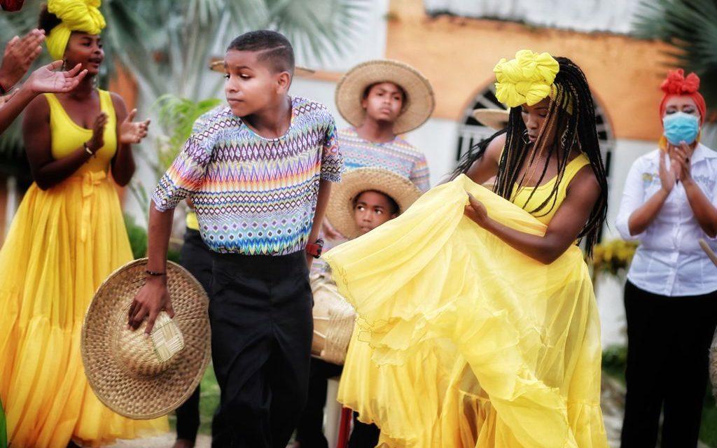 Jornada de cultura descubrió talentos en comunidades víctimas del conflicto armado en Bolívar
