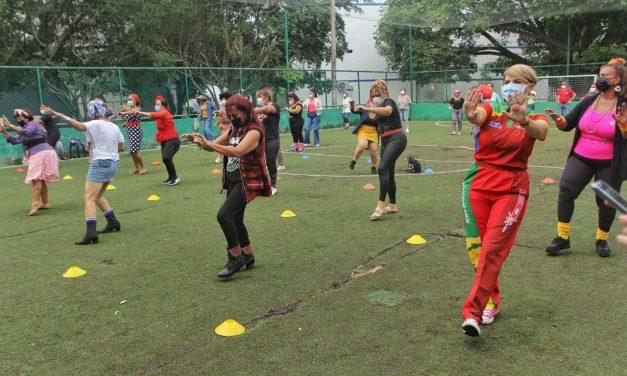 Hoy se realizará la celebración reprogramada del día mundial de la actividad física en Cartagena