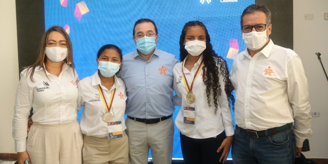 El SENA culminó con broche de oro las competencias de 'WorldSkills Colombia'
