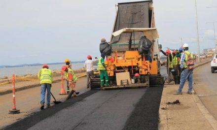 Conozca cómo van los cinco frentes de trabajo de la malla vial en Cartagena