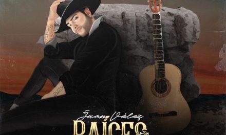 Juan Vélez lanza su nuevo álbum 'Raices'