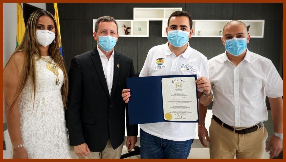Gobernación de Bolívar gestiona 20mil becas para fortalecer el bilingüismo