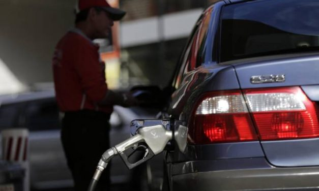 Precio de la gasolina aumentará $ 146 a partir de hoy