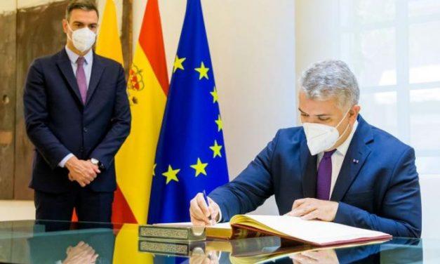 Iván Duque anunció siete nuevos proyectos de inversión de capital español por 2.530 millones de dólares