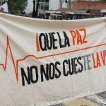 En lo corrido de 2021 han asesinado a 116 líderes sociales en Colombia