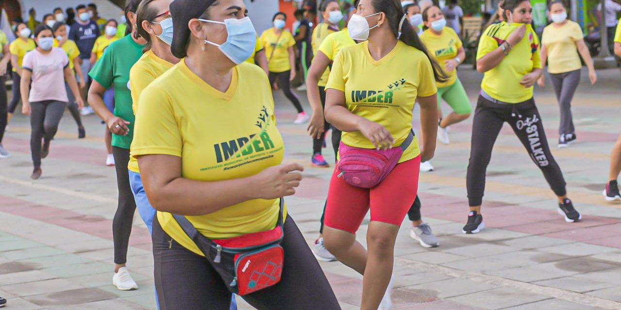 Turbaco se prepara para conmemorar la actividad física