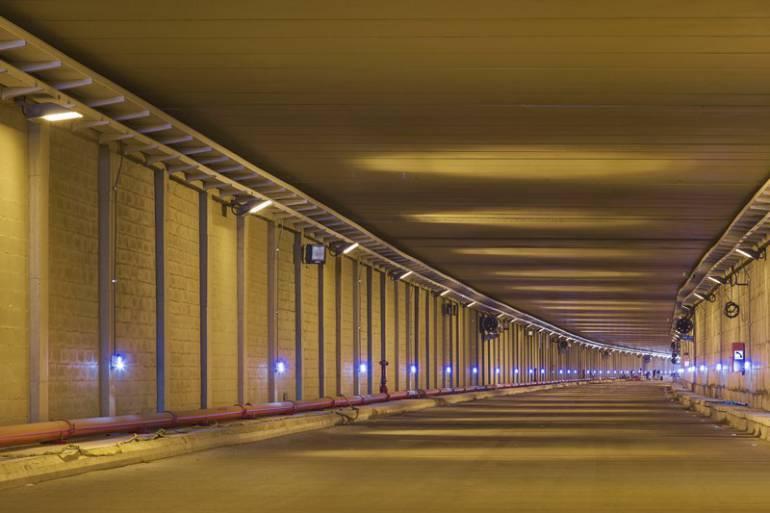 Túnel de Crespo tendrá restricciones por un mes debido a obras de mantenimiento