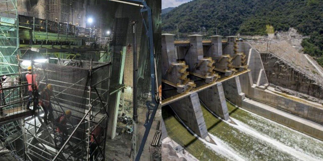 Constructoras a la incertidumbre del futuro de Hidroituango