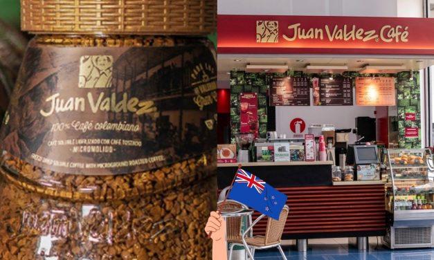 La tienda de café colombiana Juan Valdez llega hasta Nueva Zelanda y Australia