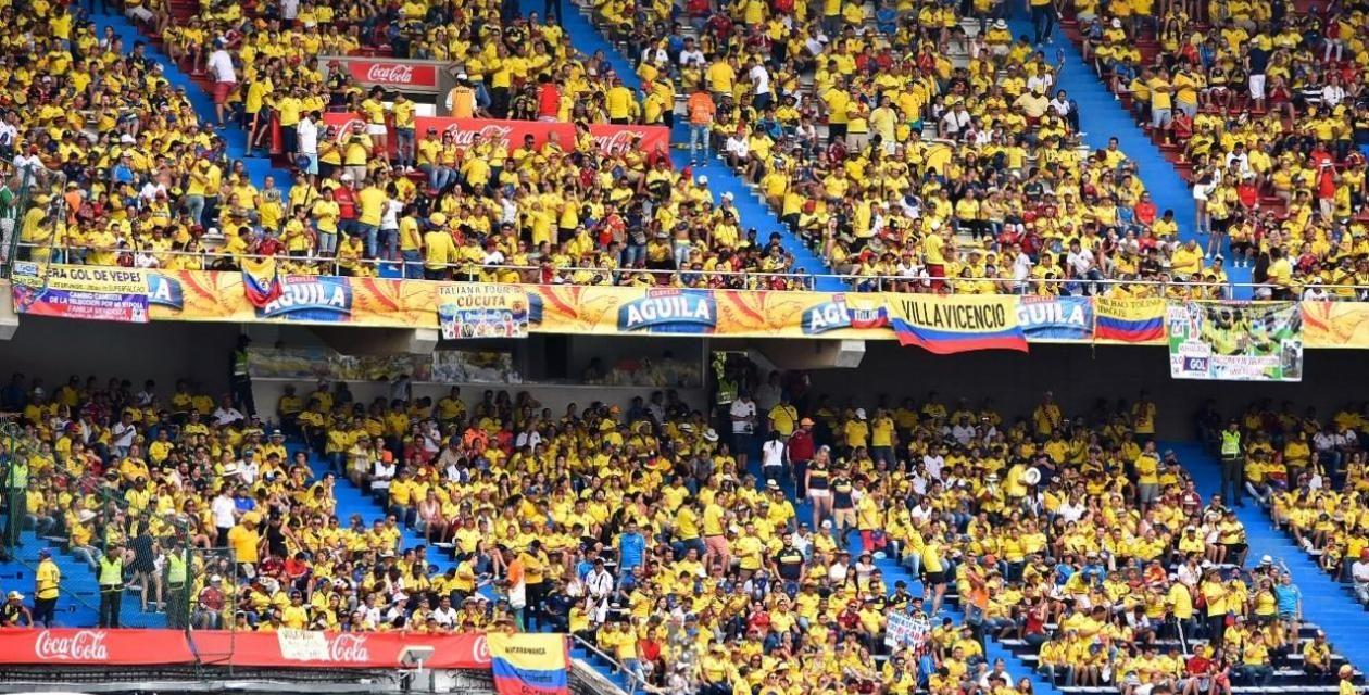 Decretan tarde cívica en Barranquilla por juego entre Colombia y Ecuador
