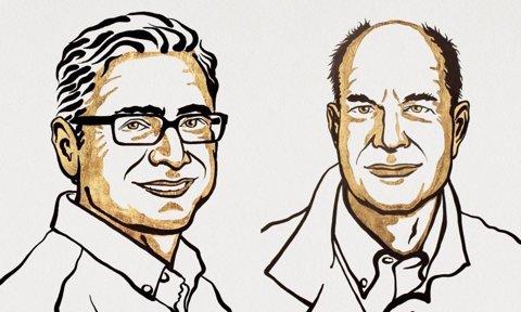 Nobel de medicina 2021 para David Julius y Ardem Patapoutian